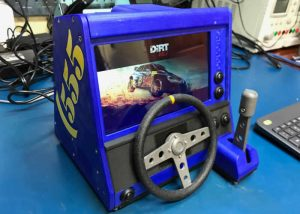 Dirt Rally DIY Tabletop Car-Cade