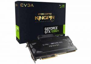 EVGA GeForce GTX 1080 Ti K|NGP|N Hydro Copper Overclocked Graphics Card $1,249