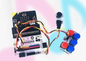 ElecFreaks Micro:bit Tinker Kit Lets You Create A DIY Music Machine