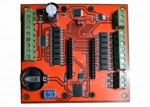 ExControl Shield, Industrial Arduino Shield For Mkr Devices