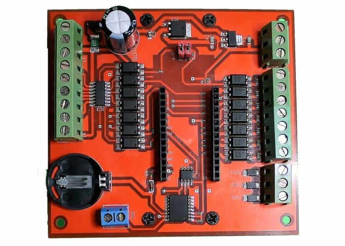 ExControl Shield Arduino Shield