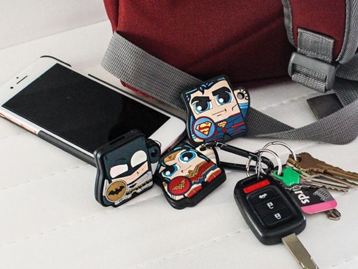 Foundmi Justice League Bluetooth Trackers
