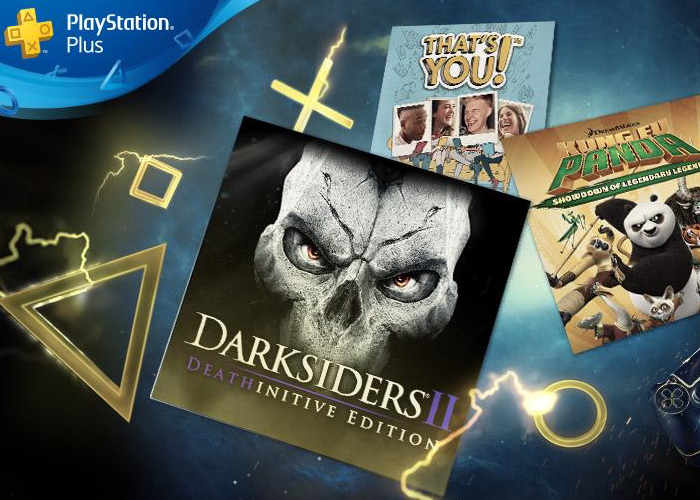 Free PSN Games December 2017