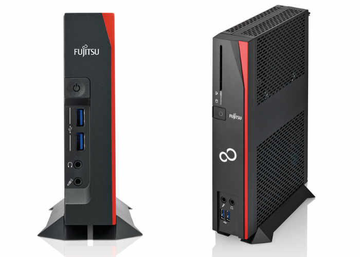 Fujitsu Mini PC Range Powered By Intel Gemini Lake