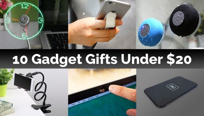 10 Gadget Gifts for Less Than $20