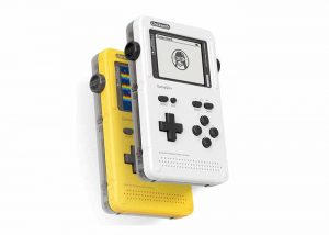 GameShell DIY Handheld Games Console, Modular And Open Source
