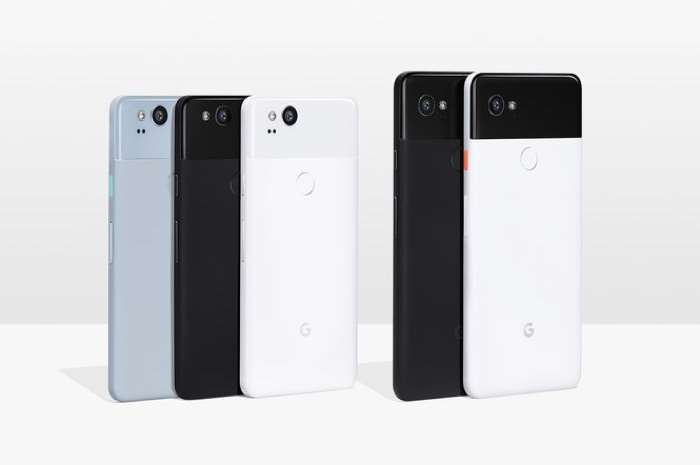Google Pixel 2 photos/videos display major banding with LED lights around