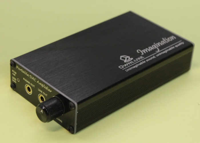 Imagination Portable Dual Output DAC