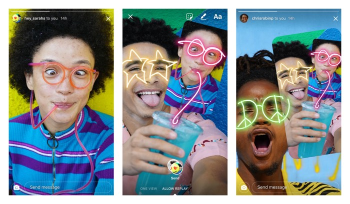 Instagram Now Lets You 'Remix' Your Friend's Photos And Send It Back