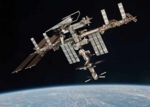 International Space Station Crew Discuss Life In Space With Media