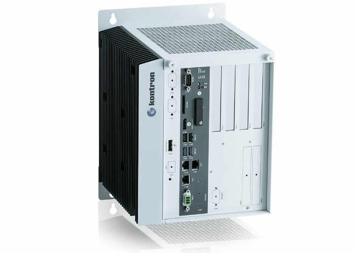 Kontron KBox C-102-4 Features 4 PCIe Slots