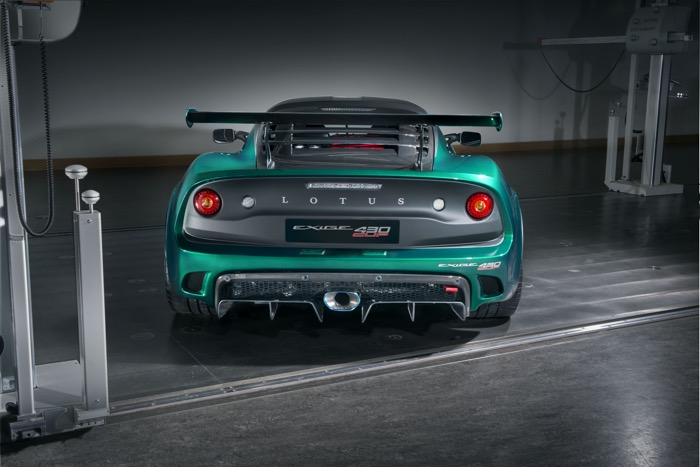 Lotus Exige Cup 430 arrives - and it costs £100k