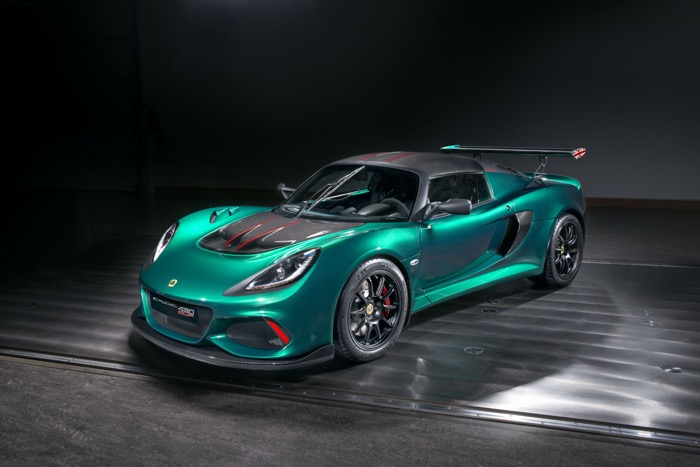 Lotus Exige Cup 430 goes for the special edition flagship status