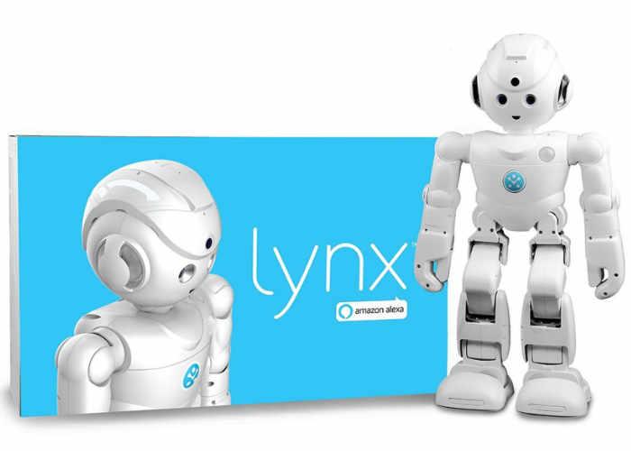 Lynx Alexa Robot