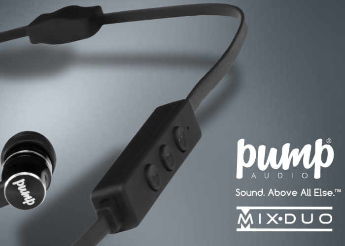 MIX DUO In-Ear Wired And Wireless Headphones