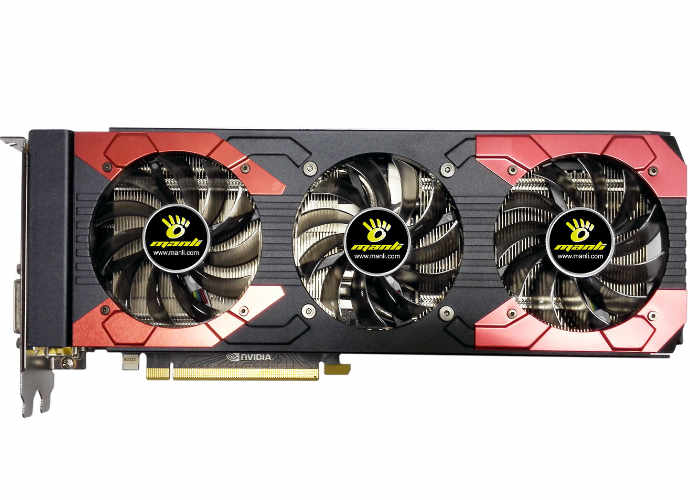 Manli GeForce GTX 1070 Ti Series