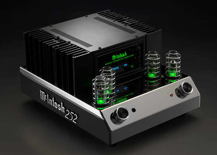 McIntosh MA252 Integrated Valve Amplifier