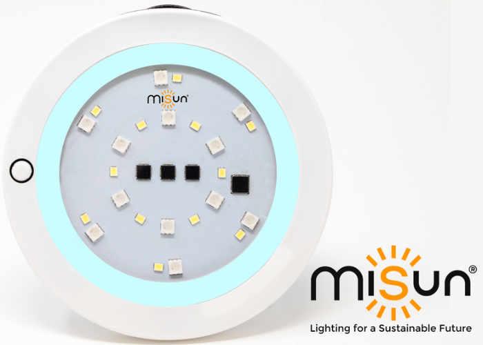 MiSun Sustainable Lighting