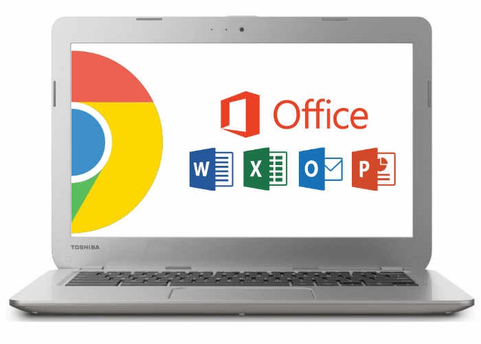 Microsoft Office Arrives on Chromebooks via Google Play