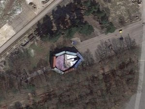 The Millennium Falcon Has Been Spotted On Google Maps