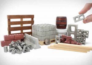 Mini Materials Ultimate Building Kit