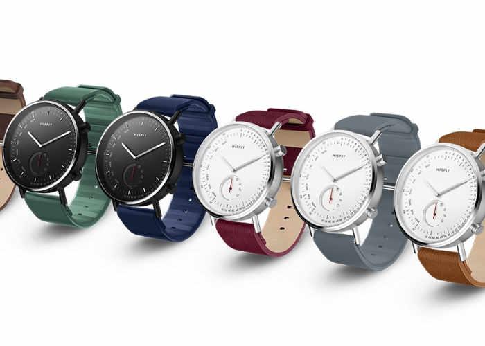 Misfit hybrid smartwatch