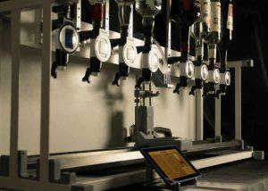 Mix Master Cocktail Making Robot Uses Up To 12 Optics