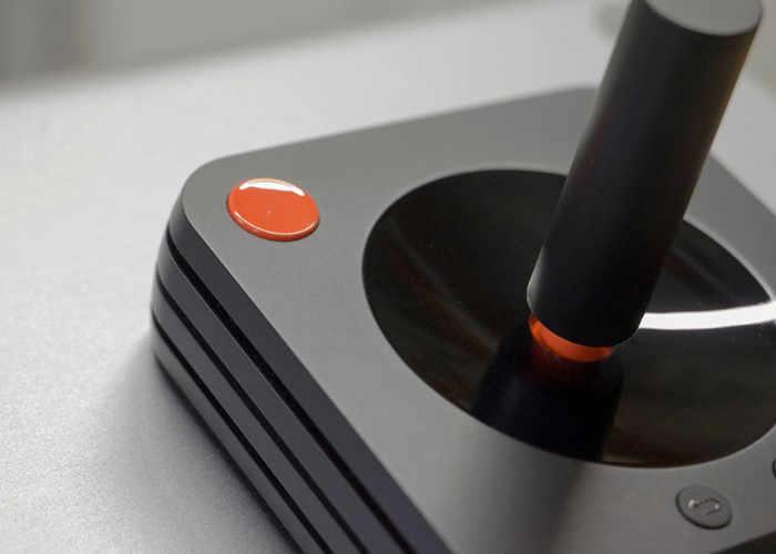 New Atari Controller