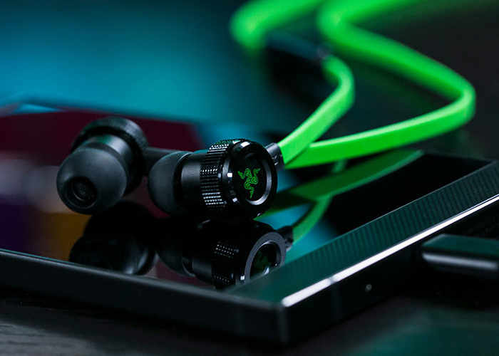 New Hammerhead Gaming Earphones
