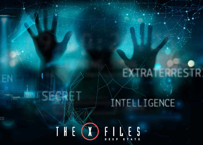 New X-Files Deep State Mobile Game