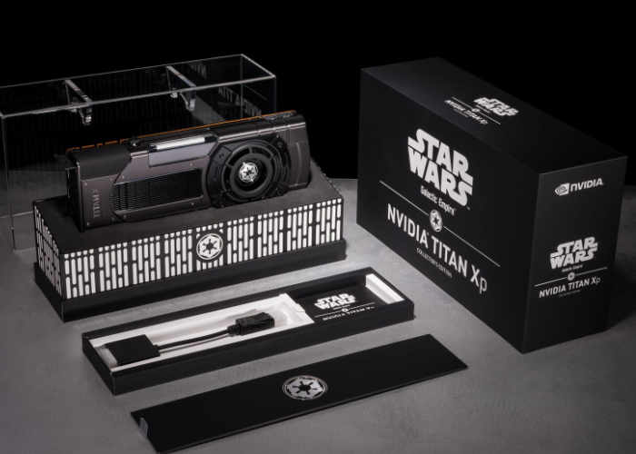Nvidia Star Wars Graphics Cards