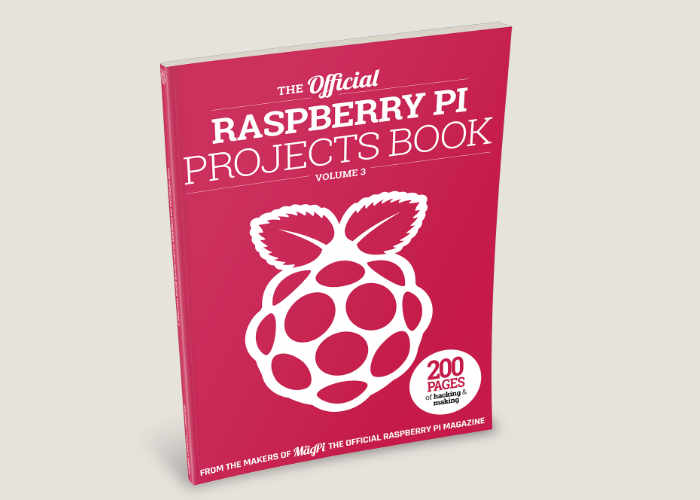 Official Raspberry Projects Volume 3