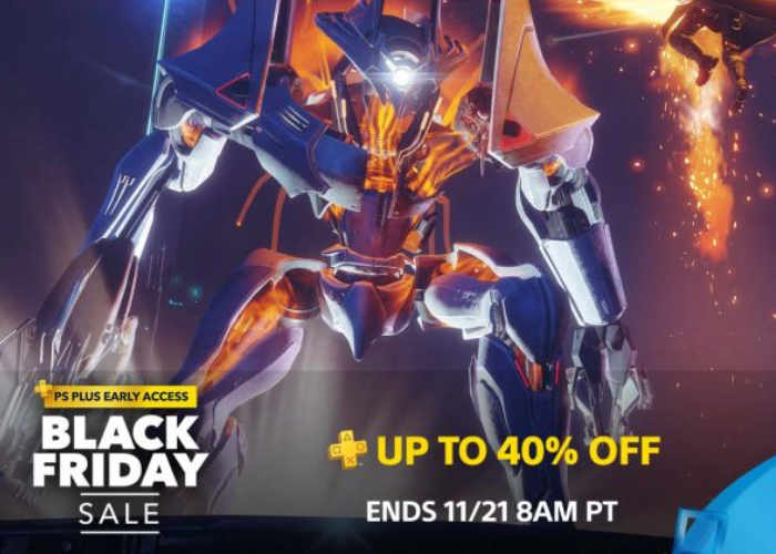 PlayStation Black Friday Deals