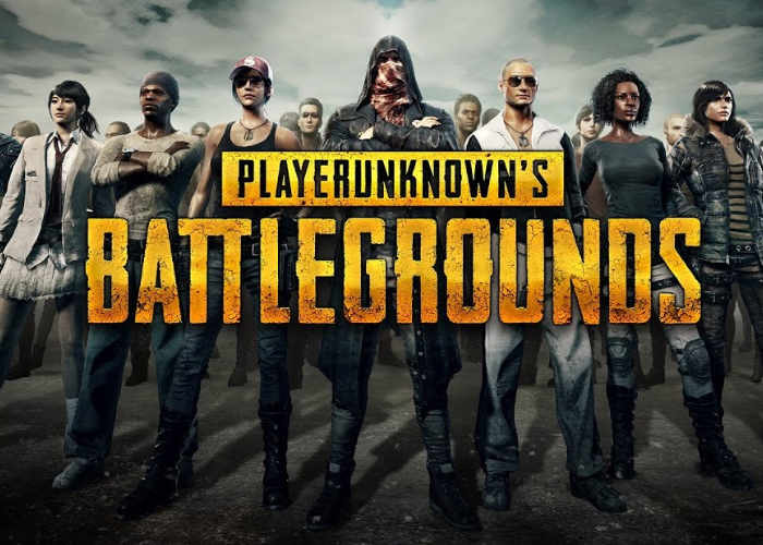 Player Unknow's Battlegrounds