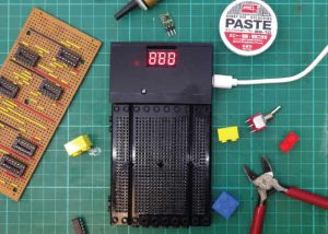 Plusboard Electronics Prototyping Board Designed For Makers