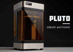Pluto Professional Desktop 3D Printer From $699