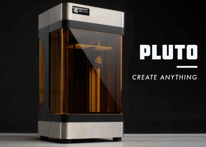 Pluto 3D Printer