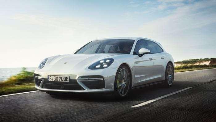 Porsche Panamera Turbo S E-Hybrid Sport