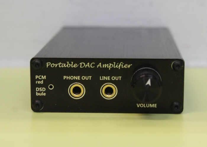 Portable Dual Output DAC