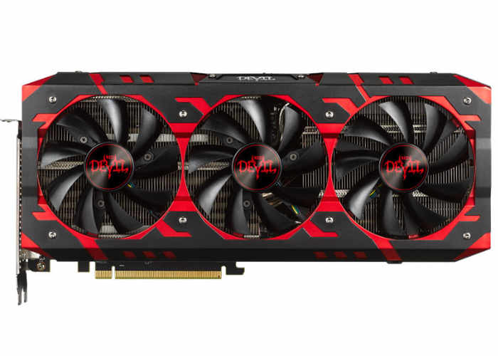 PowerColor Radeon RX Vega Red Devil Series