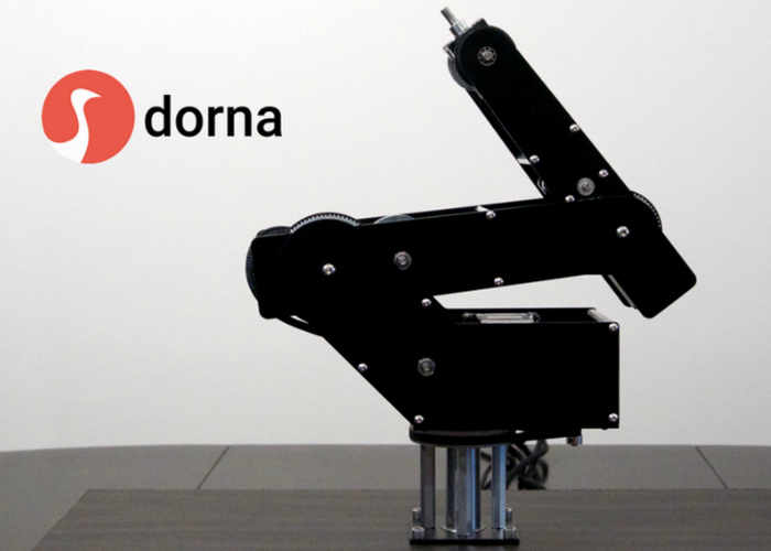 Powerful Dorna Robotic Arm Hits Kickstarter