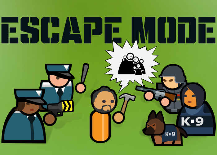 Prison Architect Escape mode