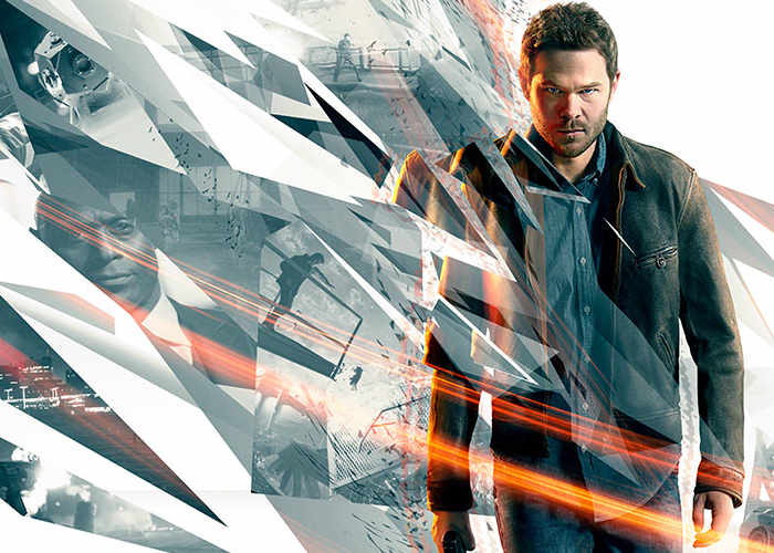 Quantum Break With Xbox One X