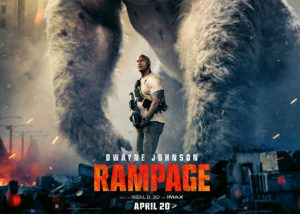 Rampage Movie Trailer Released