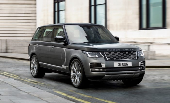 SVA is the most opulent Range Rover ever