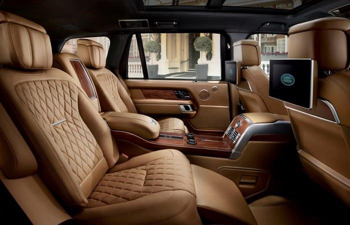 Range Rover SV