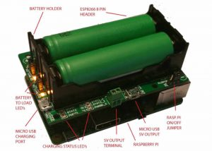 Raspberry Pi Battery HAT