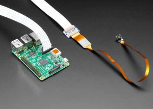 "Raspberry Pi Camera Cable ""Extender Thingy"" Now Available From Afdafruit"