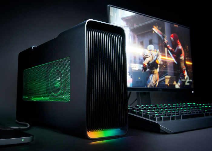 Razer Core v2 TB3 eGFX Enclosure