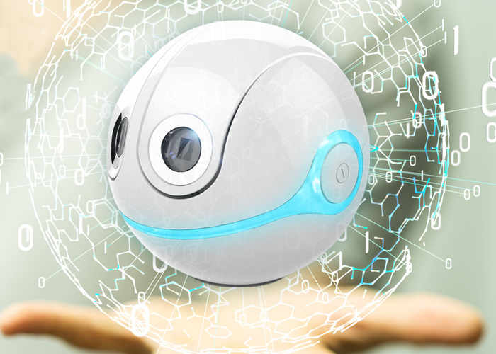 SimyBall Biofeedback Game Controller